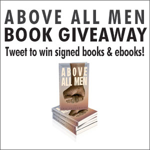 Above All Men Book Giveaway