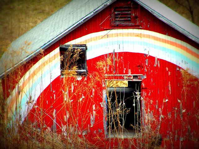 AlisonMcGaughey - Rainbow Barn 2011