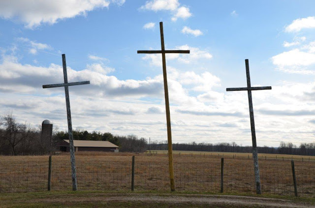 Ohio Crosses, David J. Thompson