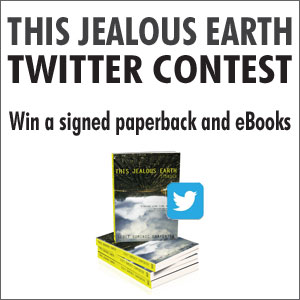 This Jealous Earth Book GIveaway