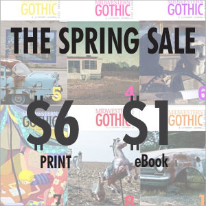 Midwestern Gothic Spring Sale