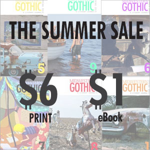 Midwestern Gothic Summer Sale