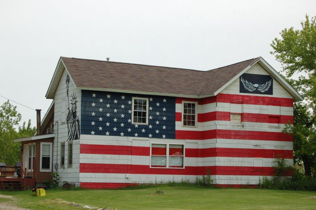Flag House Michigan