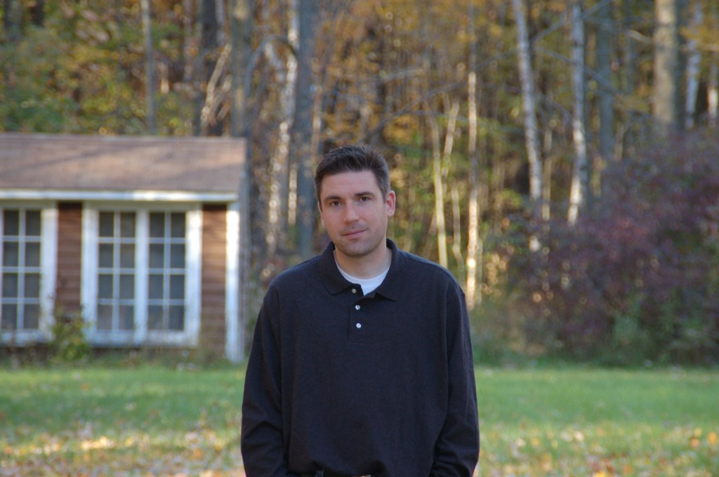 Author Photo, Rybak