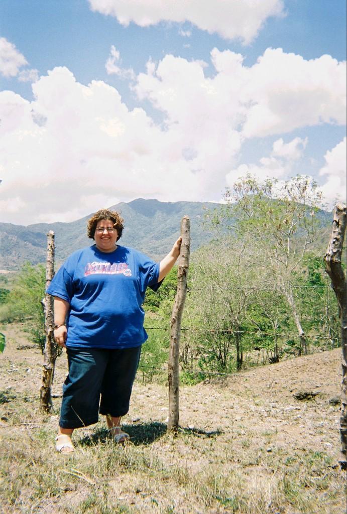 Santiago - Mountains and me