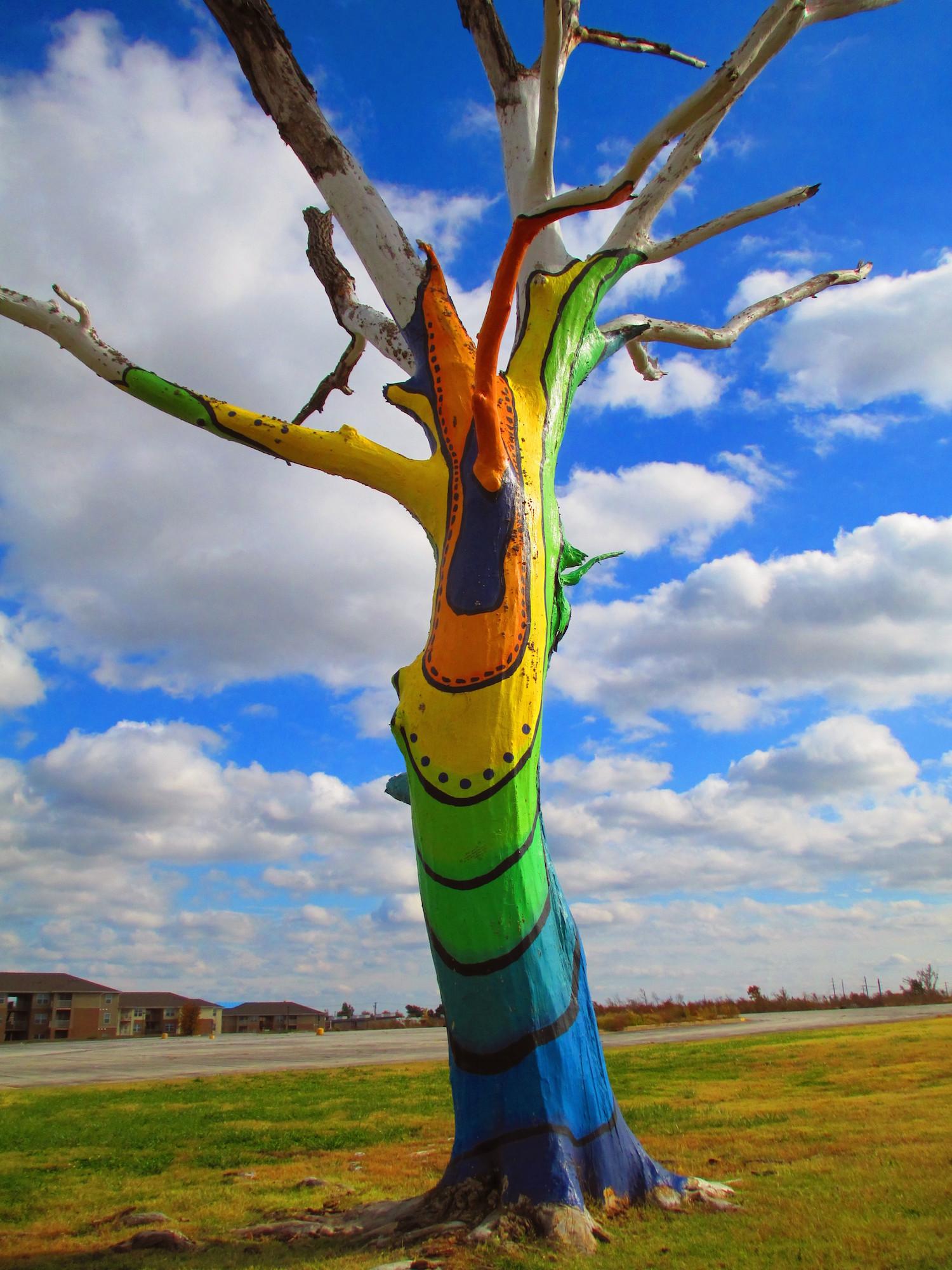 Spirit Tree from Joplin