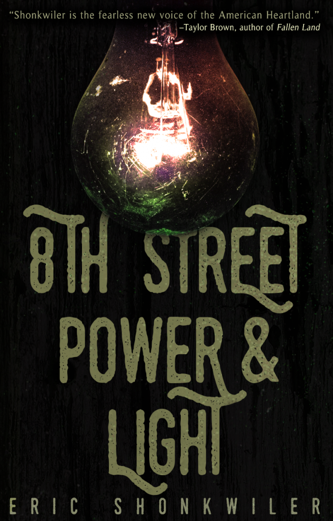 8th Street Power & Light by Eric Shonkwiler