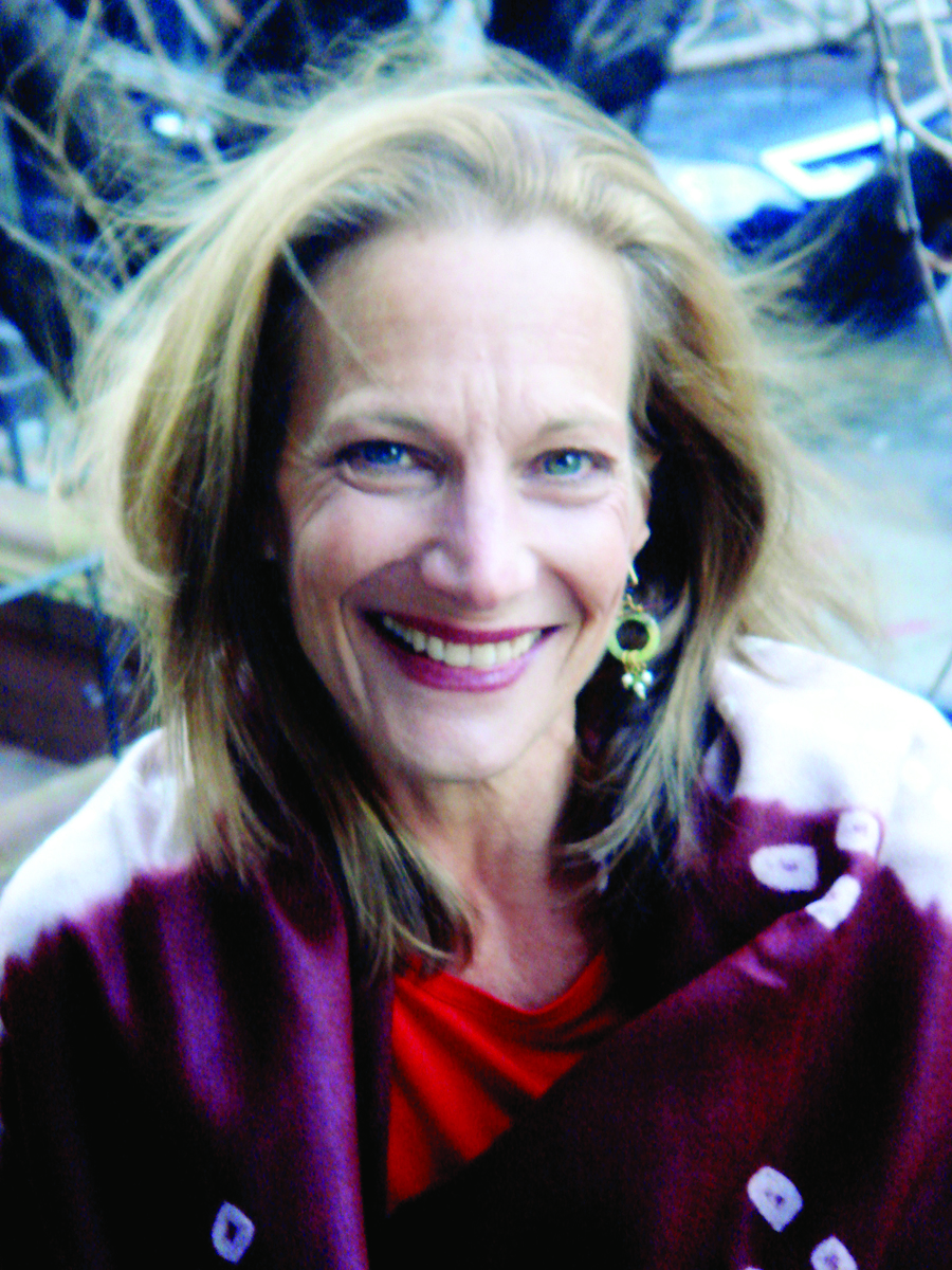 Kathryn Harrison