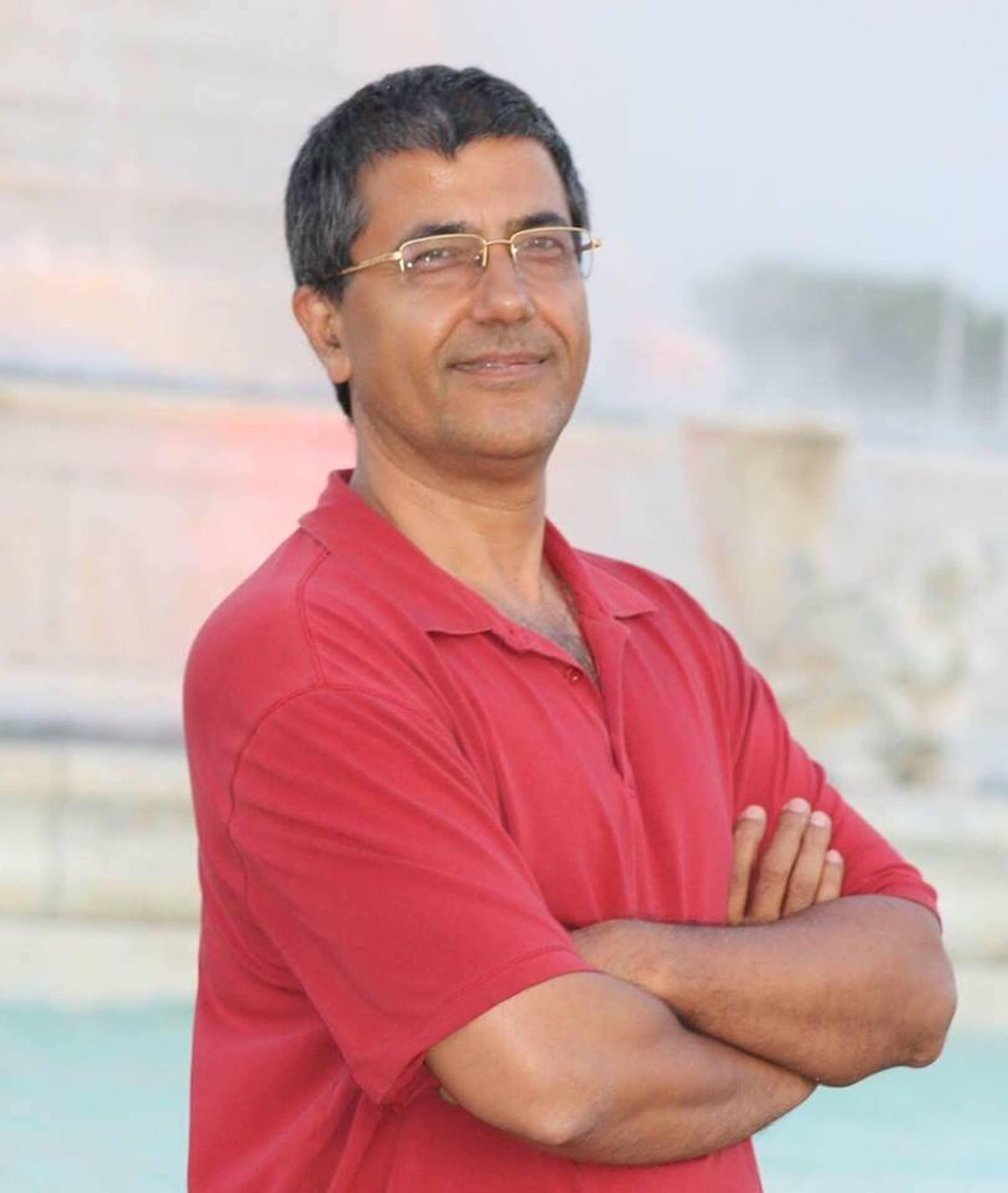 Samrat Upadhyay author
