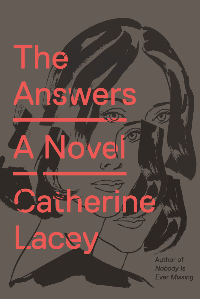 The Answers Catherine Lacey book cover