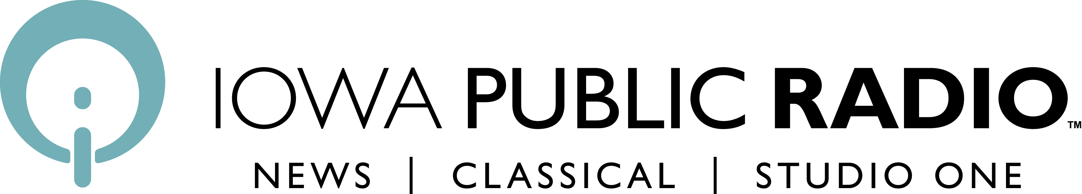 Iowa Public Radio logo - Keith Lesmeister Interview