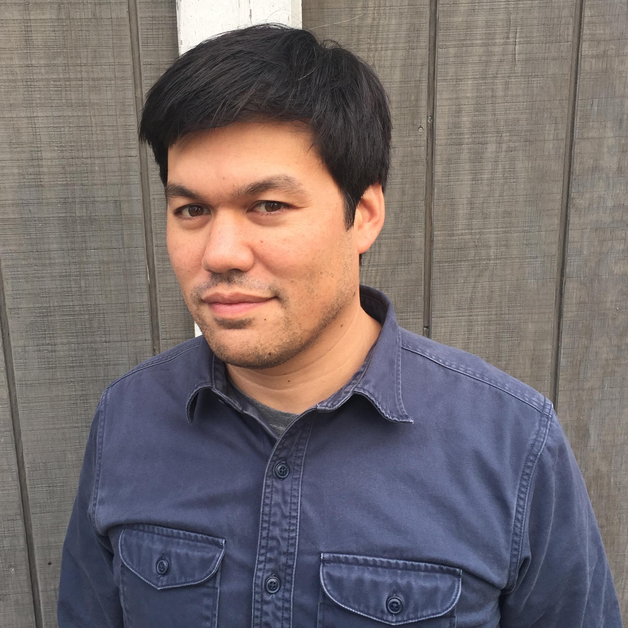 Keith Lesmeister Author Photo