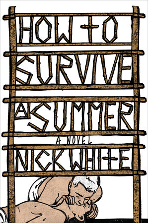 How to Survive a Summer book cover by Nick White