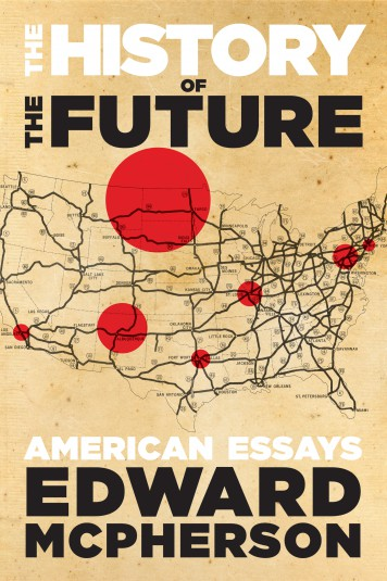 The History of the Future book cover by Edward McPherson