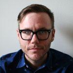 Nick White author headshot