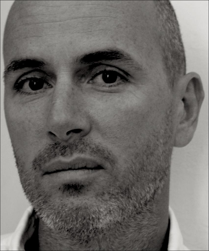 Michael Bazzett author headshot
