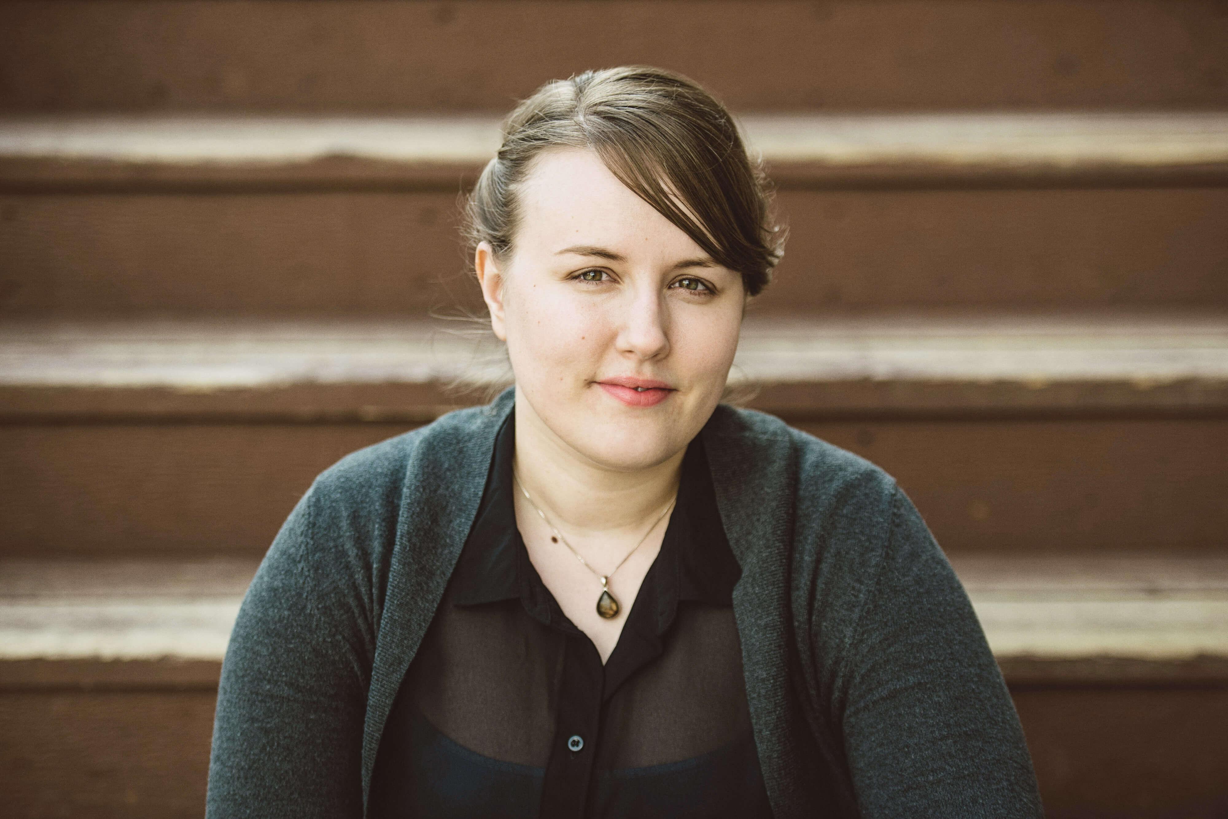 Caitlin Bailey author headshot