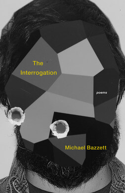 The Interrogation book cover by michael bazzett