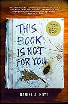 This Book Is Not For You book cover by Dan Hoyt