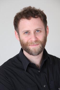 Will Boast author headshot