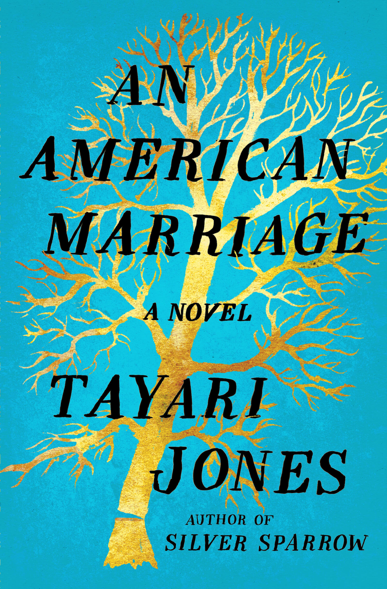 An American Marriage book cover by Tayari Jones