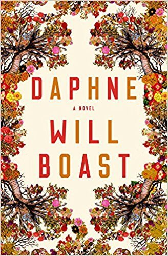 Daphne book cover by Will Boast