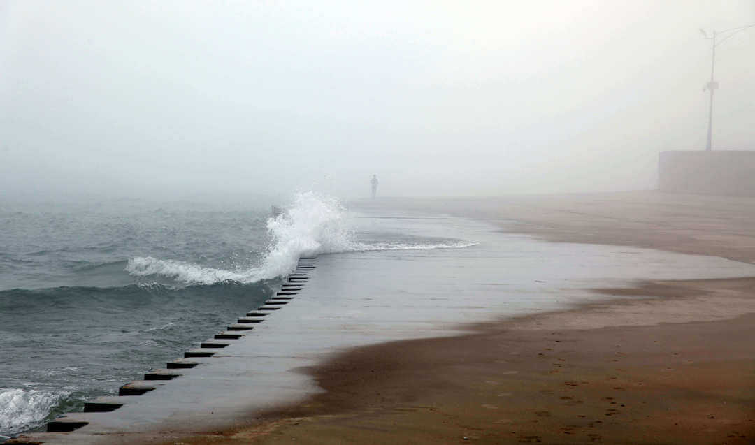 Views from the Heartland - Waves and Fog image by Michelle Pretorius