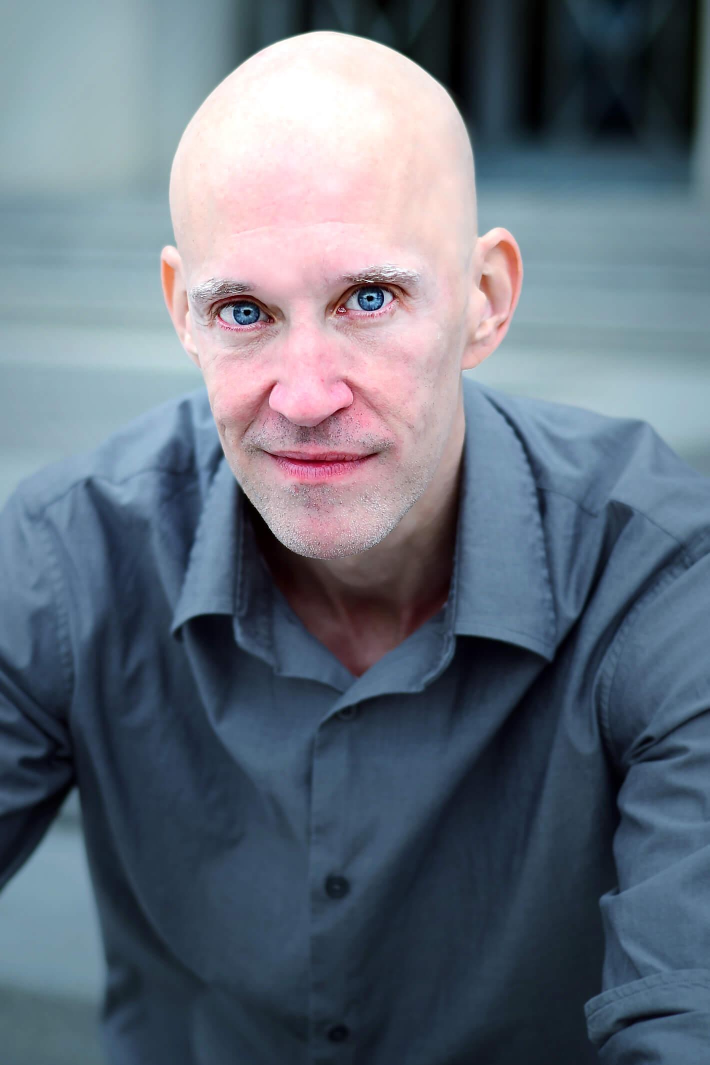 Raymond McDaniel author headshot