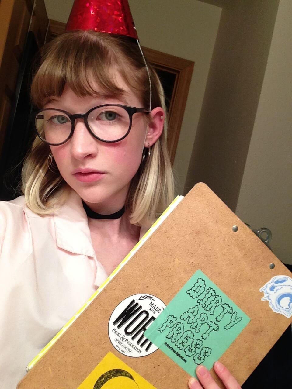 Madison Ganson author headshot