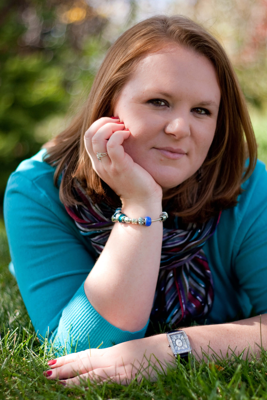 Melissa Grunow author headshot