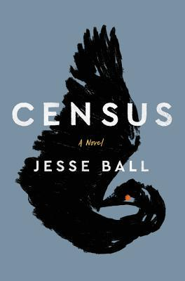 Census book cover by Jesse Ball