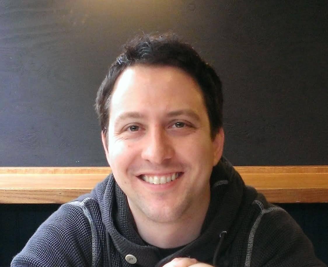 Chad Koch author headshot