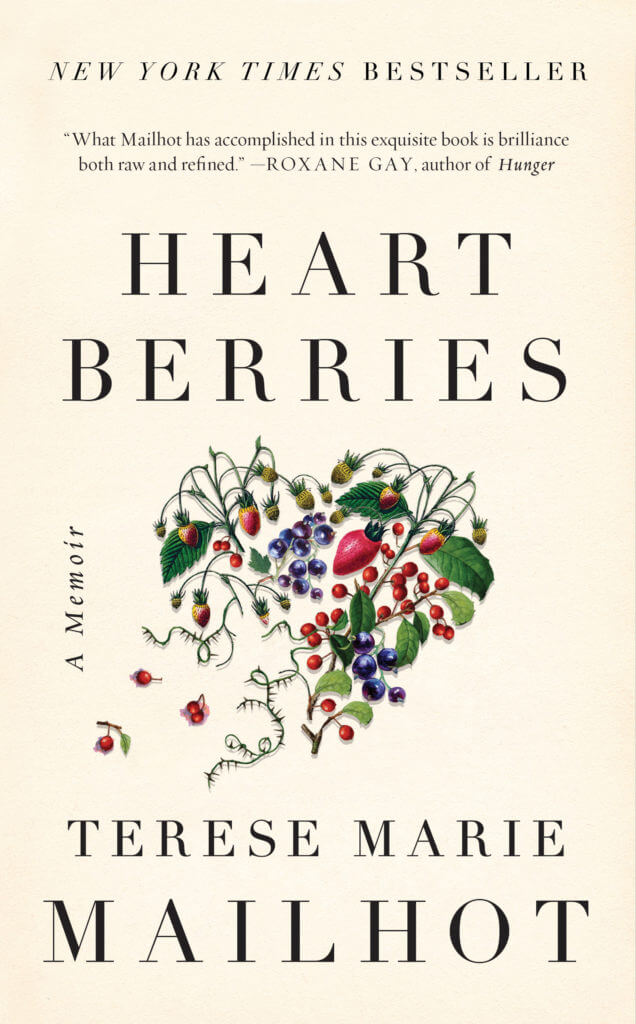 Heart Berries book cover by Terese Mailhot