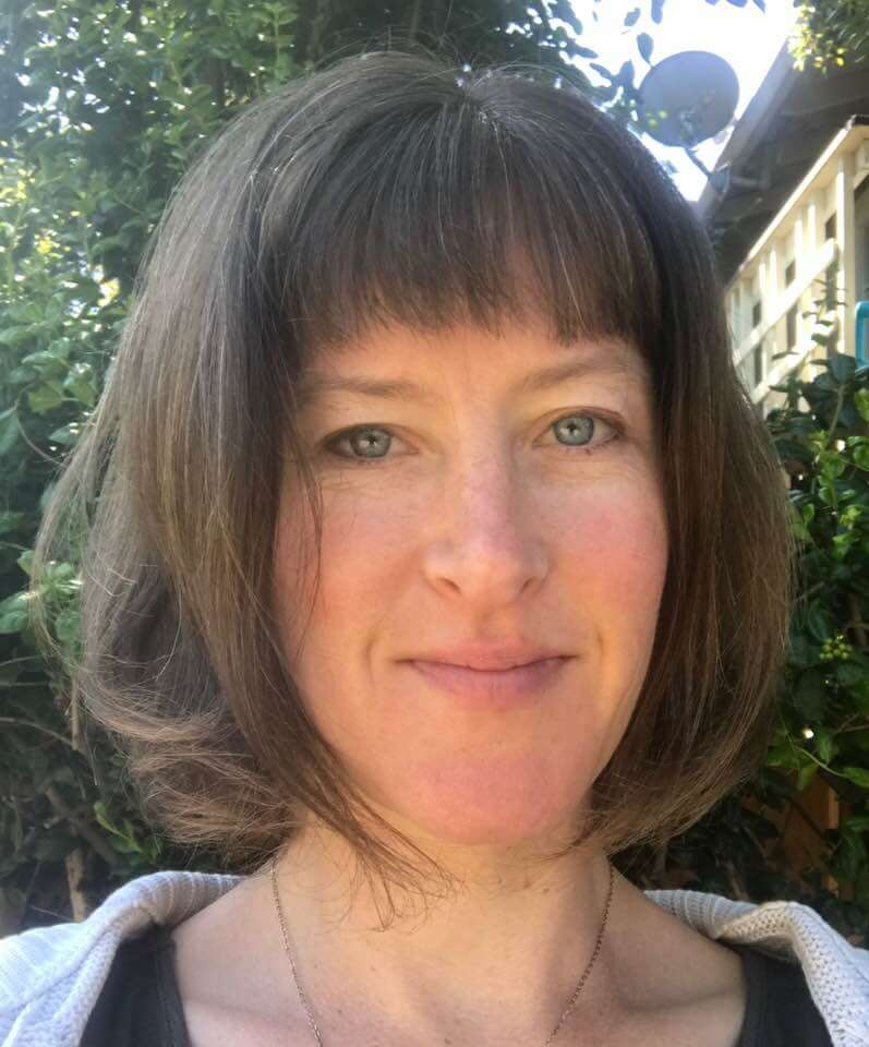 Aurore Sibley author headshot