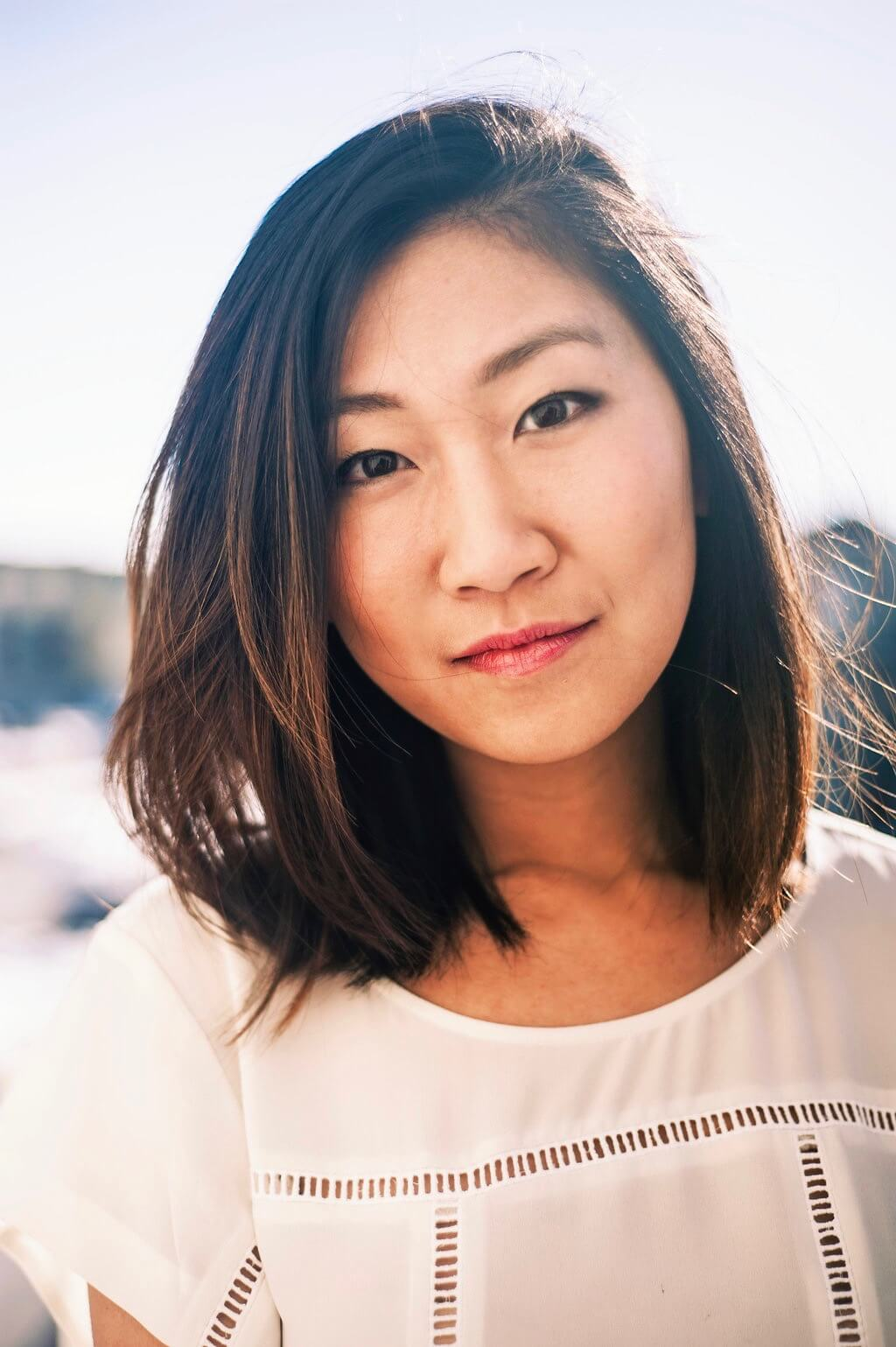 Lucy Tan author headshot