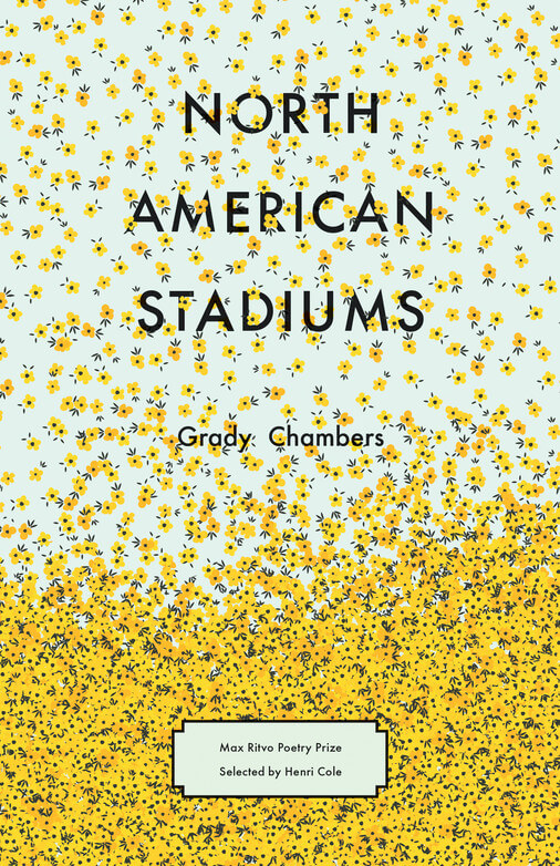 North American Stadiums book cover by Grady Chambers