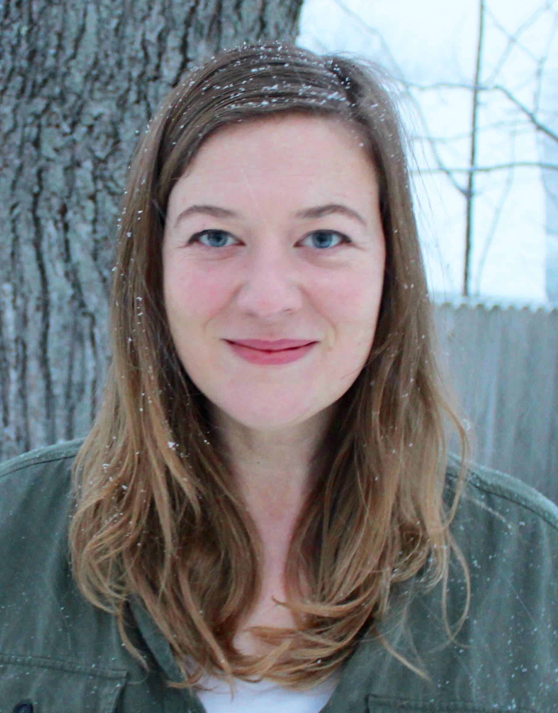 Emily Strelow author headshot