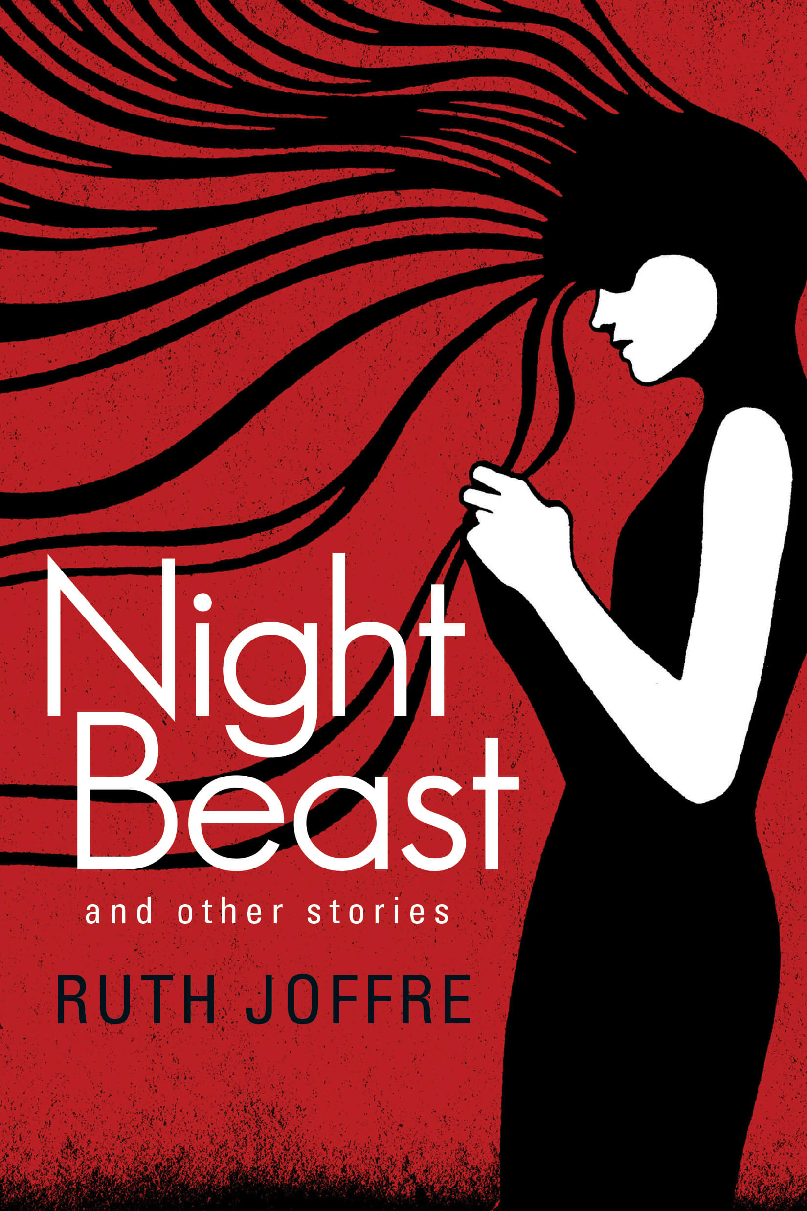 Night Beast book cover by Ruth Joffre