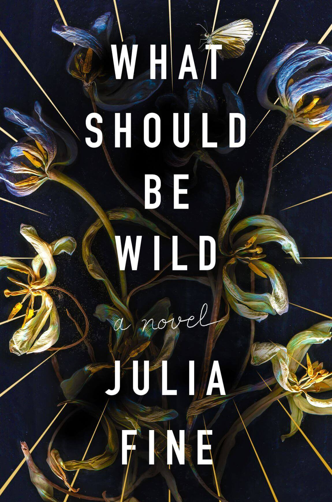 What Should Be Wild book cover by Julia Fine