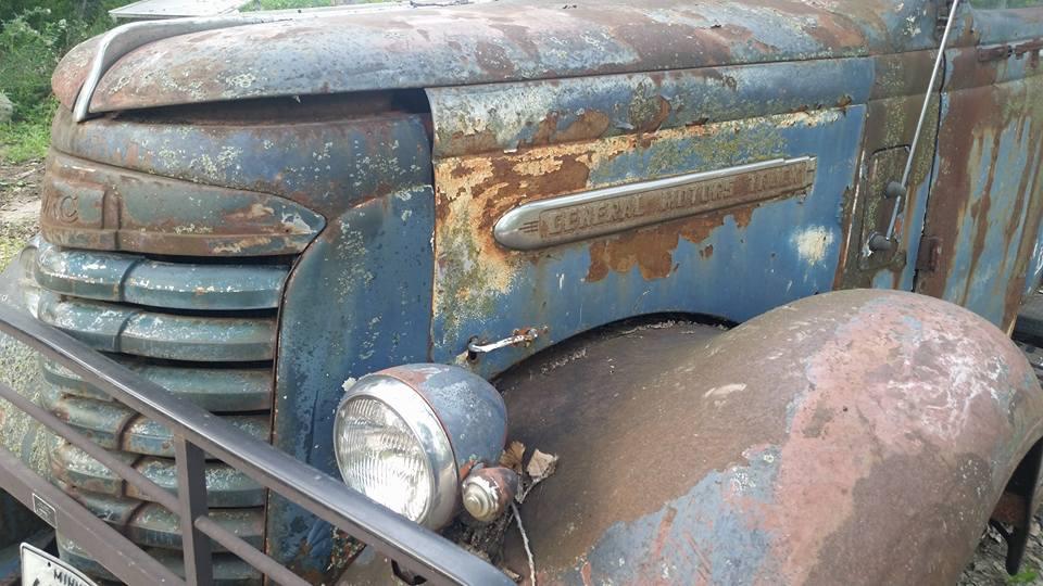 """Truck"" (c) Heather M. Swanson"