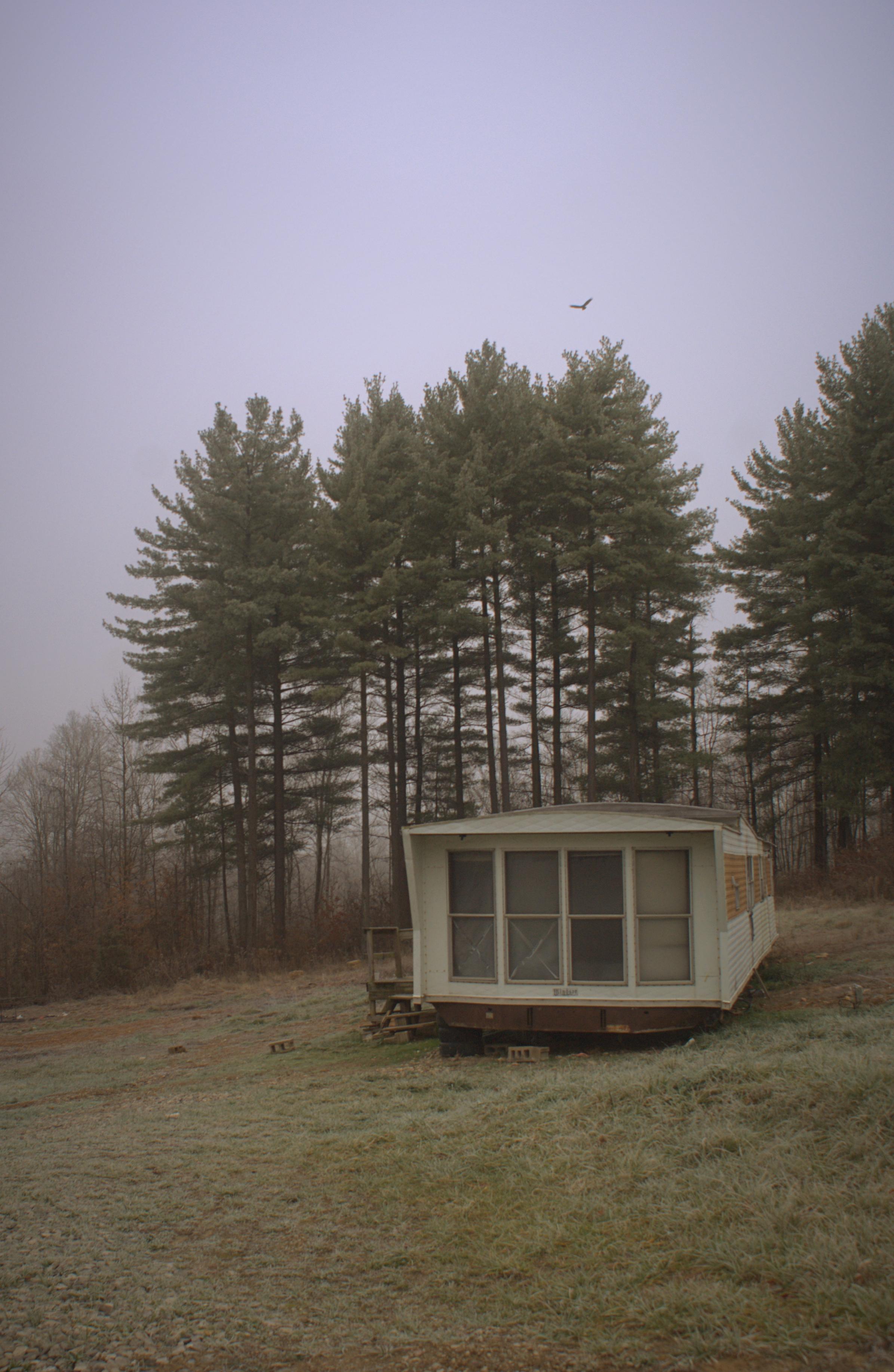 """""""House on a Hill"""" (c) Rachel Hartley-Smith"""