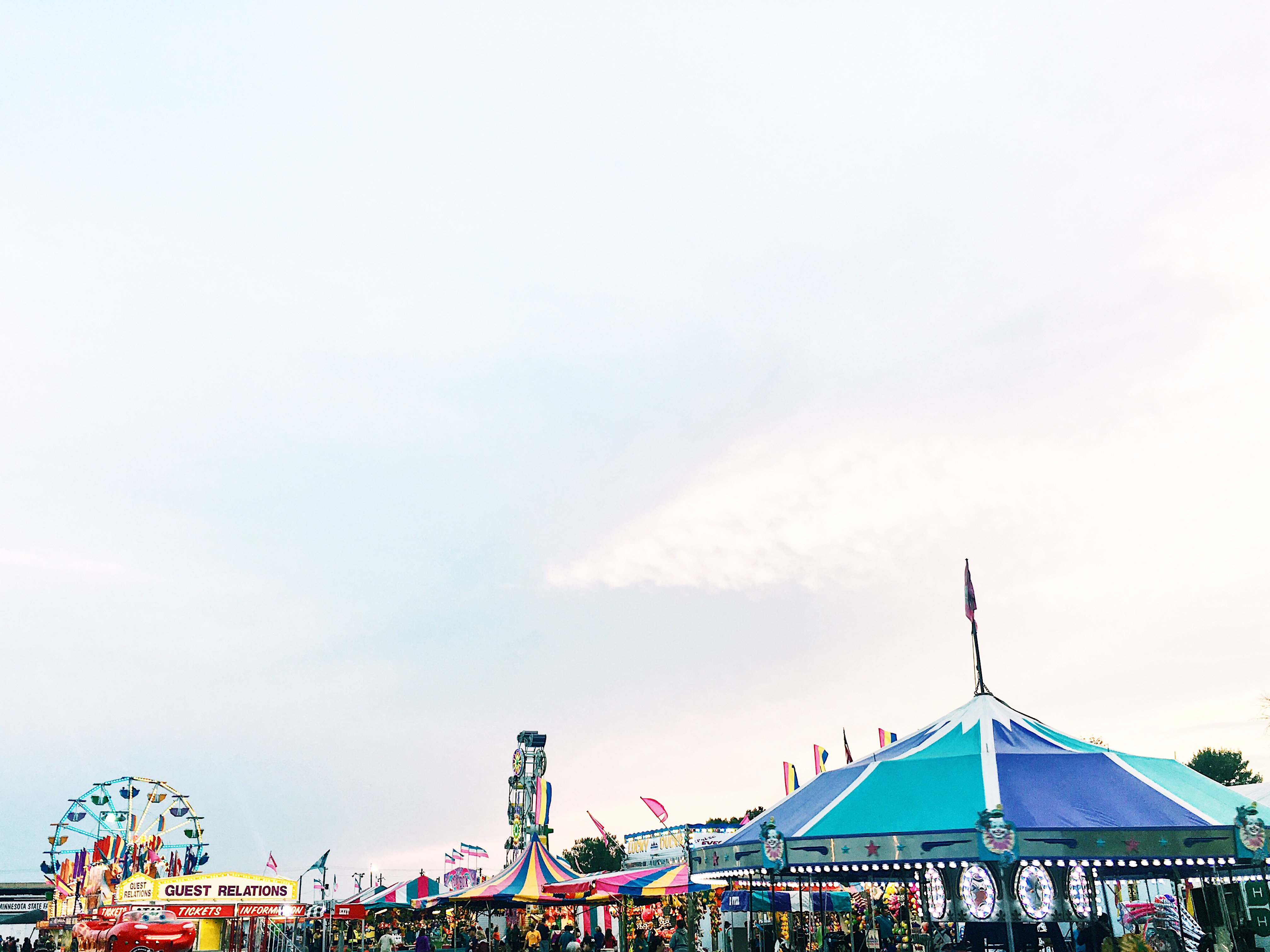 """Lac Qui Parle County Fair"" (c) Elisabeth Fondell"