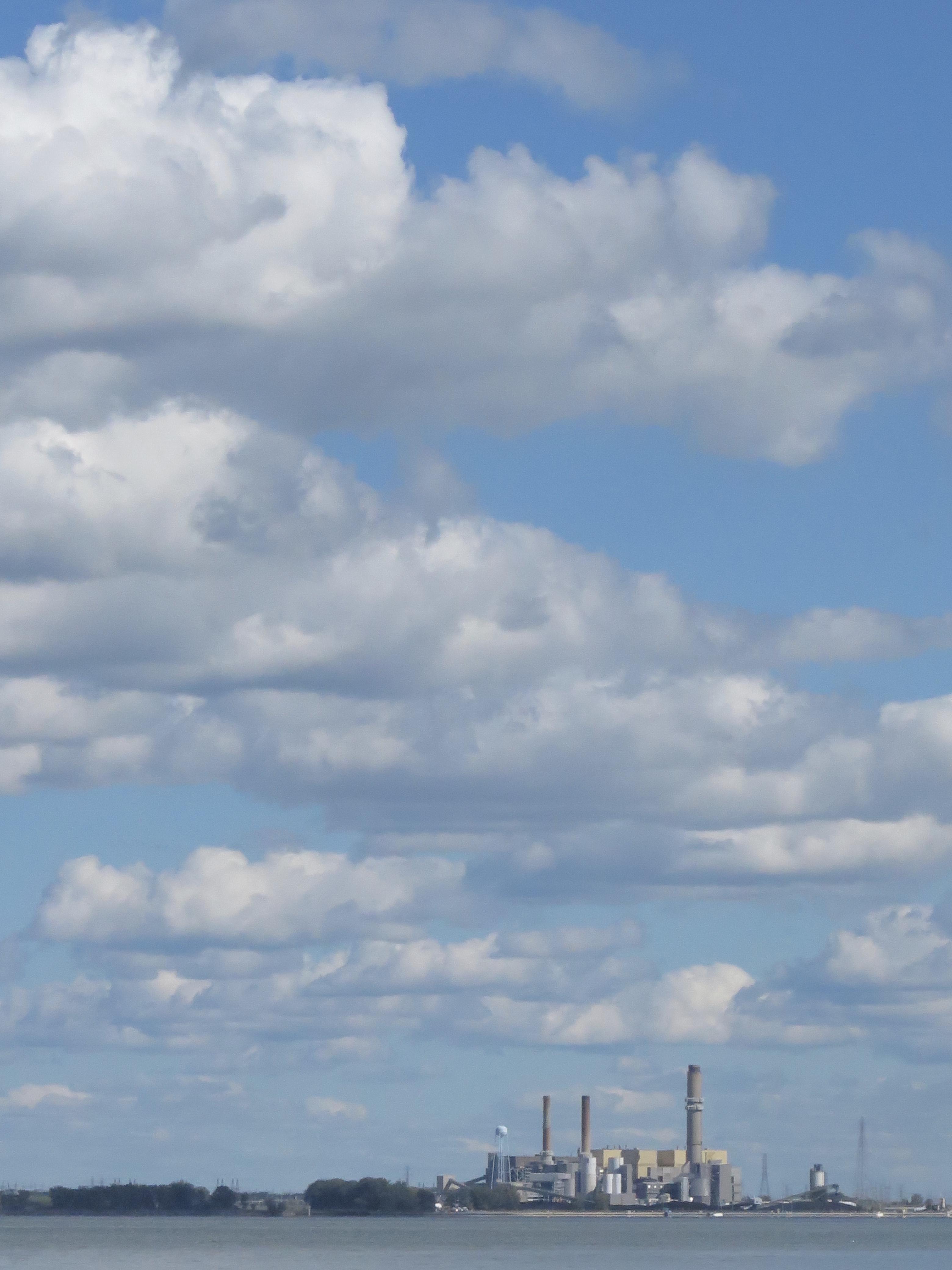 """""""Mostly Clouds"""" (c) Brian McKenna"""