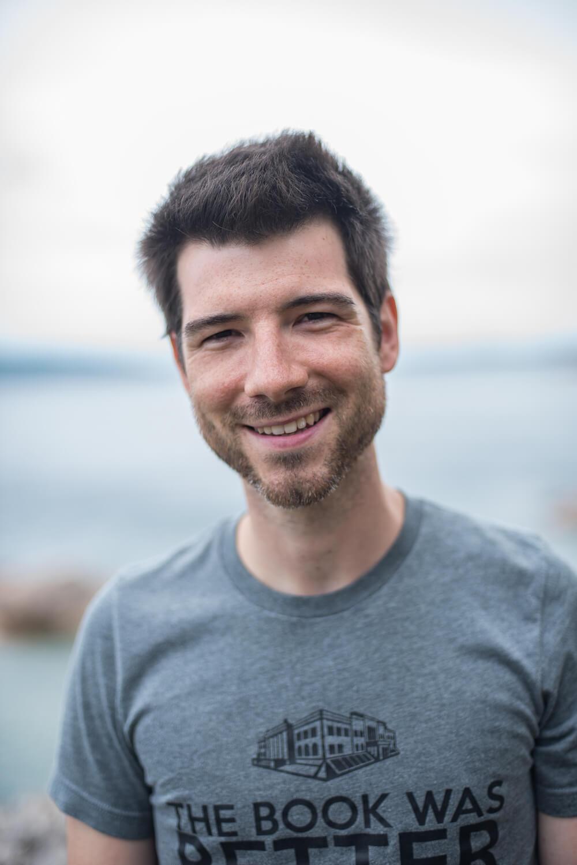Scott Dorsch author headshot