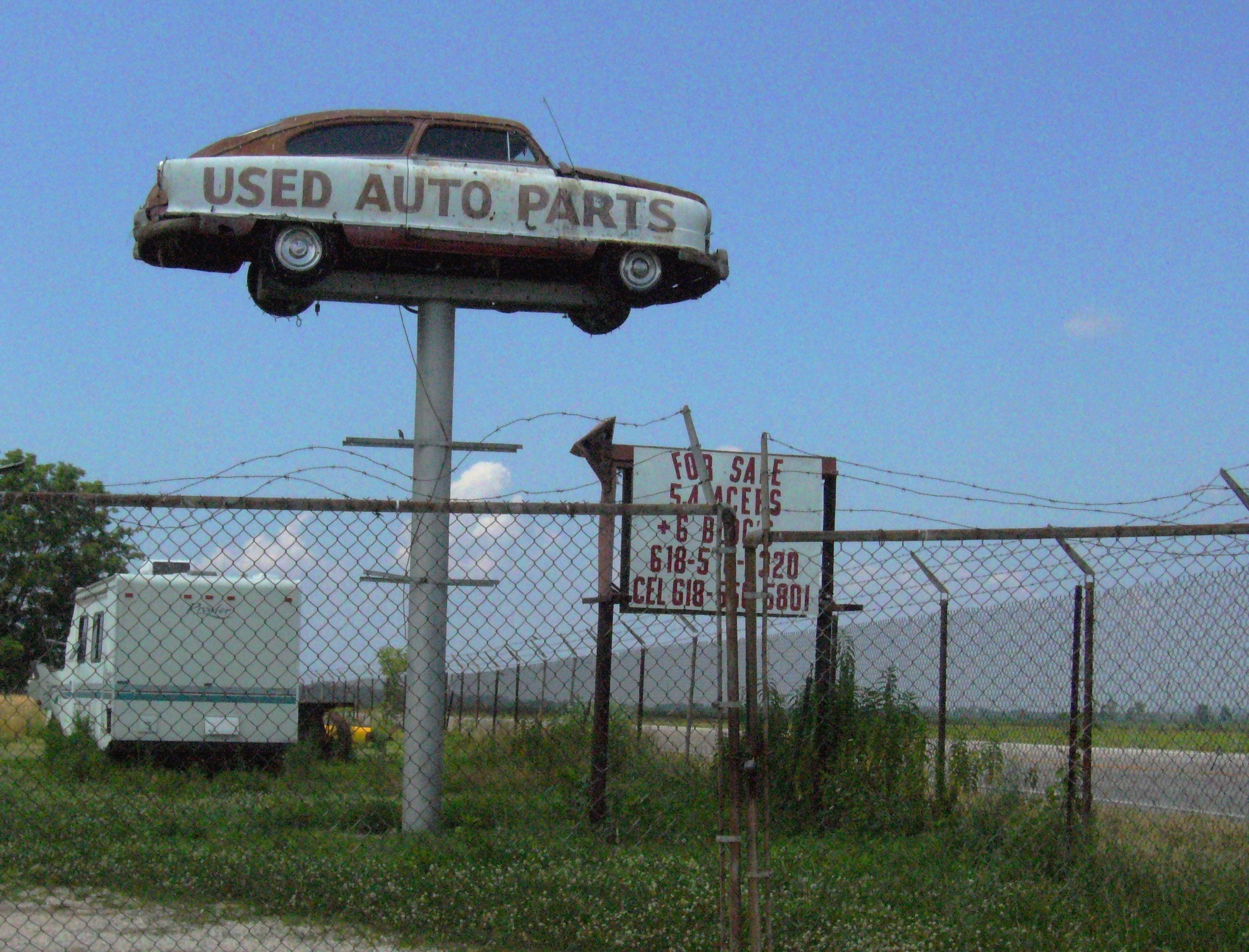 """Auto Parts"" (c) Mark Myavec"